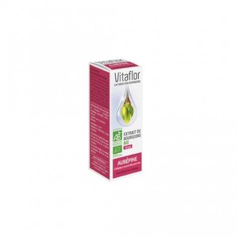 Vitaflor Extrait De Bourgeon Aubépine Bio 15ml pas cher, discount
