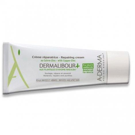 Aderma Dermalibour+ Crème Réparatrice 100ml pas cher, discount