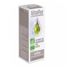 Vitaflor Extrait De Bourgeon Chêne Bio 15ml