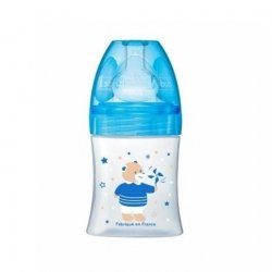 Dodie Biberon Sensation Bleu Ourson 150ml