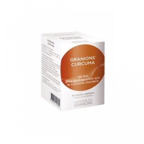 Granions Curcuma Antioxydant x30 Gélules Végétales pas cher, discount
