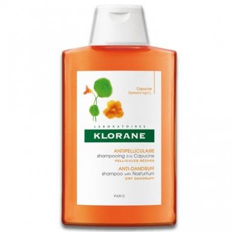 Klorane Shampooing Antipelliculaire Capucine 200 Ml pas cher, discount
