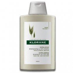 Klorane Capillaire Shampooing Lait Avoine Extra Doux 400 ml pas cher, discount