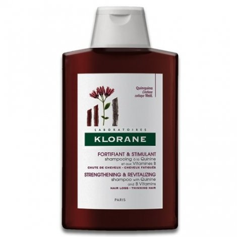 Klorane Shampooing Quinine 400ml pas cher, discount