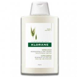 Klorane Shampooing Extra Doux Lait d'Avoine 200 Ml pas cher, discount