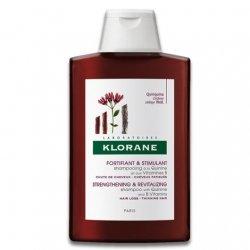 Klorane Capillaire Shampooing Traitant Fortifiant à la Quinine et aux Vitamines B 200 Ml