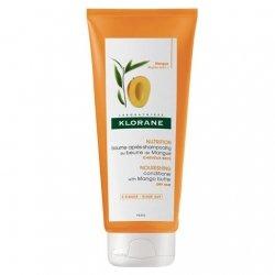 Klorane Baume Apres-Shampooing Nutritif et Demelant au Beurre de Mangue 150 ml pas cher, discount