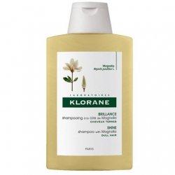 Klorane Shampooing à la Cire de Magnolia Brillance Intense et Protection 400 ml