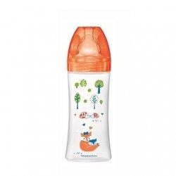 Dodie Sensation+ Biberon Orange Forêt 330ml pas cher, discount