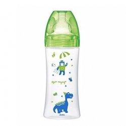 Dodie Sensation+ Biberon Vert Dinosaure 330ml pas cher, discount