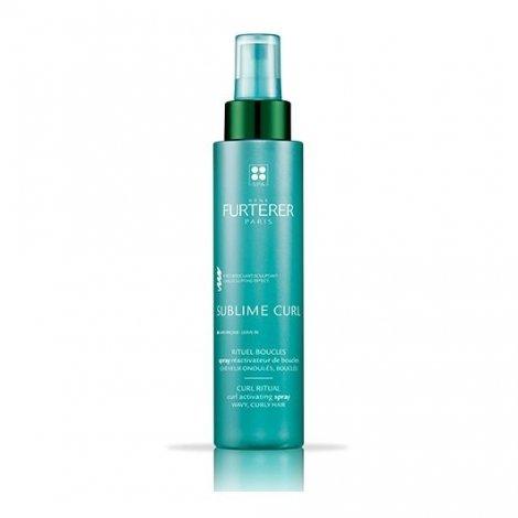 Furterer Sublime Curl Réactivateur De Boucles Spray 150ml pas cher, discount