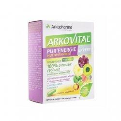 Arkopharma Arkovital Pur'energie Expert Multivitamines 60 Gélules