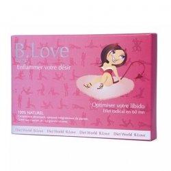DietWorld B. Love Woman Libido Femme 3x5g