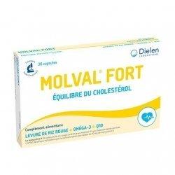 Dielen Molval Fort Cholestérol x90 Capsules pas cher, discount