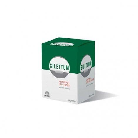 Jaldes Silettum 60 Gelules pas cher, discount