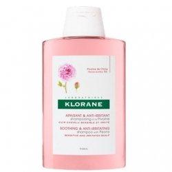 Klorane Shampooing Apaisant Anti-Irritant Pivoine 200ml