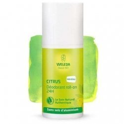 Weleda Citrus Déodorant Roll-On 24h 50ml