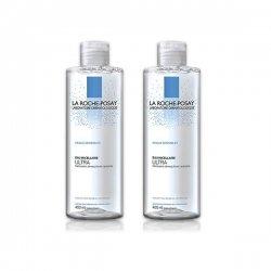 La Roche-Posay Ultra Eau Micellaire peaux sensibles 2x400 ml