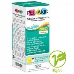 Pediakid Sirop Enfant Mal des transports 125 ml pas cher, discount
