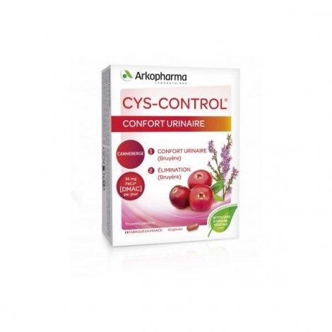 Cys-Control Confort Urinaire, Elimination 60 Gelules pas cher, discount