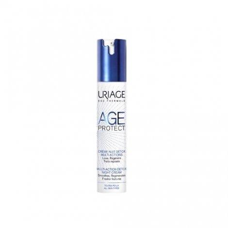 Uriage Age Protect Crème Nuit Détox Multi-Actions 40ml pas cher, discount