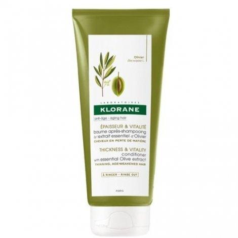 Klorane Baume Après-Shampooing Olivier 200ml pas cher, discount