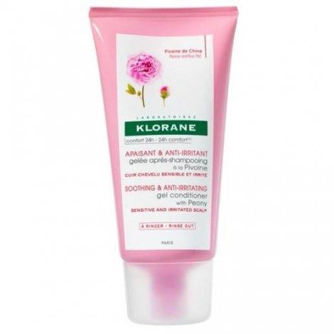Klorane Gelée Après-Shampooing Pivoine 150ml pas cher, discount
