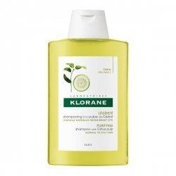 Klorane Capillaire Shampooing à la Pulpe de Cédrat 400 ml pas cher, discount