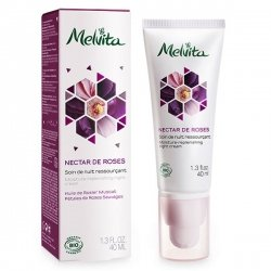 Melvita Nectar de Roses Nectar de Nuit Ressourçant 40 ml pas cher, discount