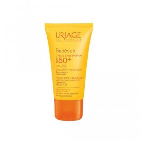 Uriage Bariésun Crème Sans Parfum SPF50+ 50ml pas cher, discount