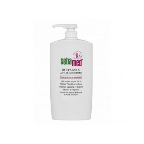 Sebamed Body-Milk Anti-Dessechement 750ml pas cher, discount