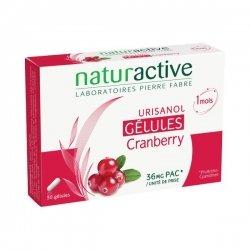 NaturActive Urisanol Cranberry 1 mois 30 Gélules