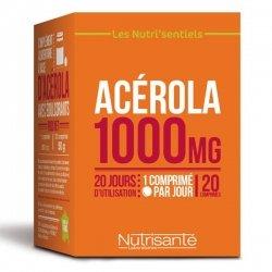 Nutrisanté Acérola 1000 Fatigue 24 Comprimés