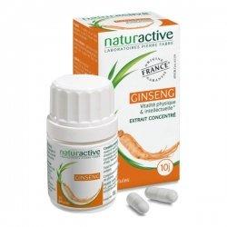 NaturActive Ginseng Vitalité 20 Gélules pas cher, discount