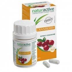 NaturActive Cranberry Confort Urinaire 60 Gélules pas cher, discount