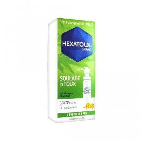 Hexatoux Spray Soulage La Toux 30ml pas cher, discount