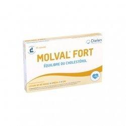 Dielen Molval Fort Cholestérol x30 Capsules pas cher, discount