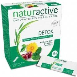 Naturactive Fluide Détox x15 Sticks
