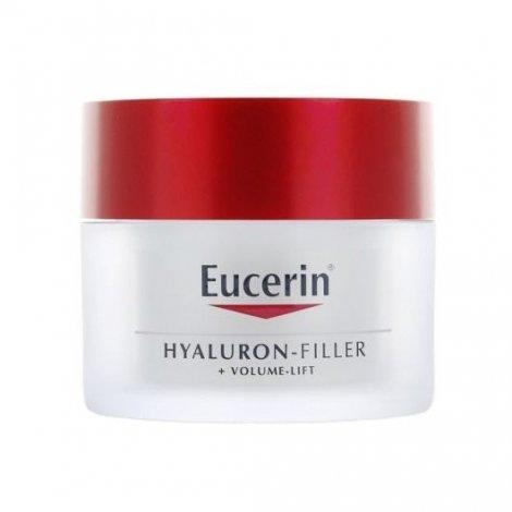 Eucerin Hyaluron Filler Volume Lift Soin De Jour Peau Sèche 50ml pas cher, discount