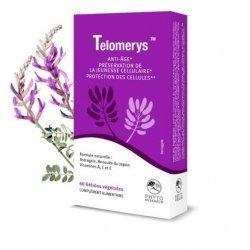 Phyto Research Telomerys Anti-Age x60 Gélules Végétales