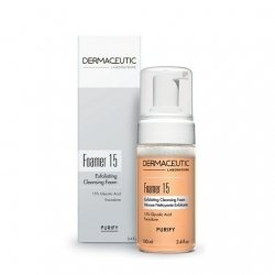 Dermaceutic Foamer 15 Mousse Nettoyante Exfoliante 100ml