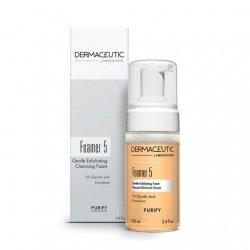 Dermaceutic Foamer 5 Mousse Nettoyante Exfoliante Douce 100ml