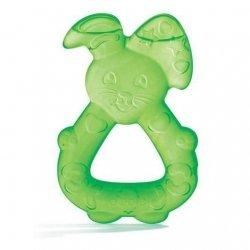 Dodie Anneau De Dentition Réfrigéré Lapin Vert +6 Mois