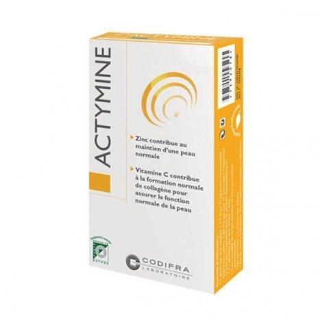 Codifra Actymine 30 gélules pas cher, discount