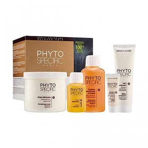 Phyto Phytorelaxer Index 1 Agent Défrisage Permanent  x5 produits pas cher, discount