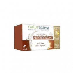 Doriance pack Autobronzant Naturactive 2x30 Capsules