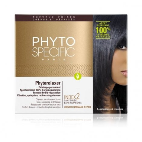 Phyto Phytorelaxer Index 2 Agent Défrisage Permanent x5 produits pas cher, discount