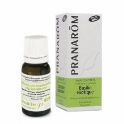Pranarom Huile Essentielle Basilic Exotique 10ml pas cher, discount