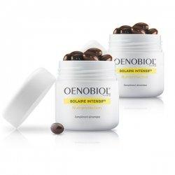 Oenobiol Solaire Intensif NutriProtection Peaux Sensibles 2X30 Caps pas cher, discount