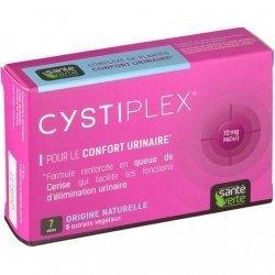 Santé Verte CystiPlex 7 Sticks pas cher, discount
